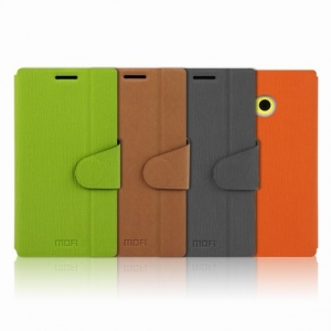 Nokia Lumia 720-Mofi Leather Case[Pre-Order]