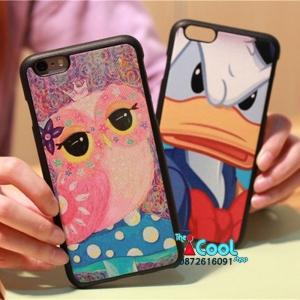 iPhone 6+ Plus- เคสนิ่มลายการ์ตูน [Pre-Order]