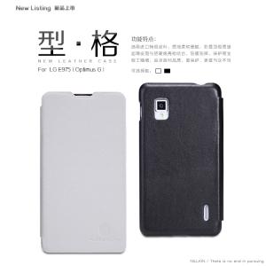 LG Optimus G - NillKin Leather Case [Pre-Order]