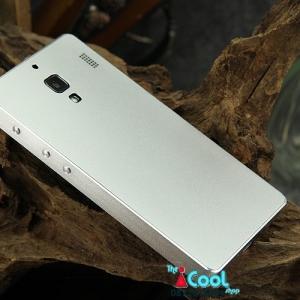 เคส Xiaomi Redmi 1s- Aluminium Bumper case with Cover [Pre-Order]