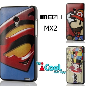 Meizu MX2 - Hero Hard case [Pre-Order]