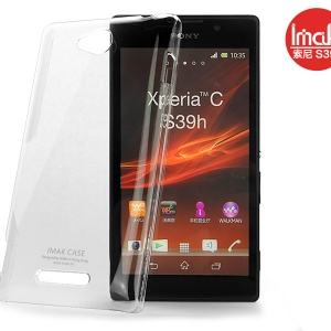 Sony Xperia C -iMak Crystal Hard Case [Pre-Order]