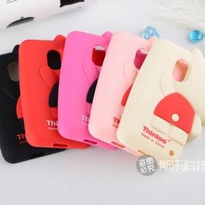 Nokia Lumia 620 -Kitty silicone case [Pre-Order]
