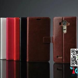 เคส LG Optimus G4 - เคสหนังฝาพับ สวยมากCase [Pre-Order]