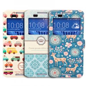 HTC Desire eye - Cartoon diary case [Pre-Order]