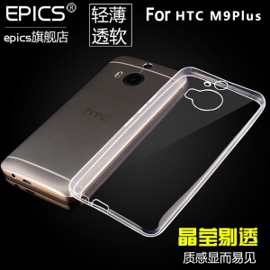 เคส HTC M9+ Plus - Epic Clear Silicone Case [Pre-Order]