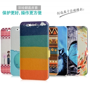 เคส Vivo Y37 - Cartoon Diary case[Pre-Order]