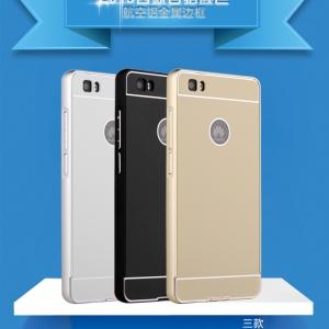 """เคสHuawei Ascend P8 5.2"""" - เคสโลหะ Metal Case[Pre-order]"""