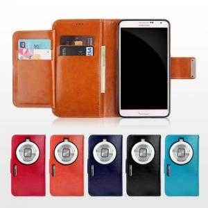 เคส Samsung K Zoom - เคสหนังฝาพับ Case#2 [Pre-Order]