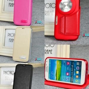 เคส Samsung K Zoom -PU Leather Case [Pre-Order]