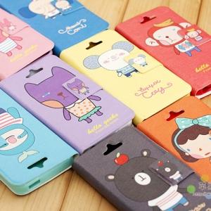 Samsung Galaxy Grand - Hello Geeks Diary Case ]Pre-Order]