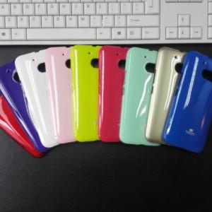 เคสมือถือ HTC M10 - Goospery Jelly Case ของแท้[Pre-Order]