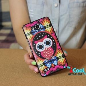 เคส Huawei Honor 3X G750 -Cartoon Hard Case [Pre-Order]