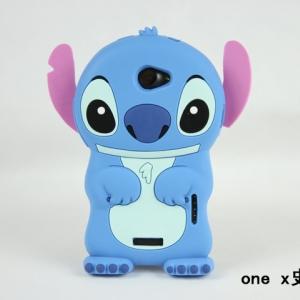 HTC One X - Stitch silicone Case [Pre-Order]
