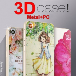 เคส HTC Desire 826 -GView Metal 3D case [Pre-Order]