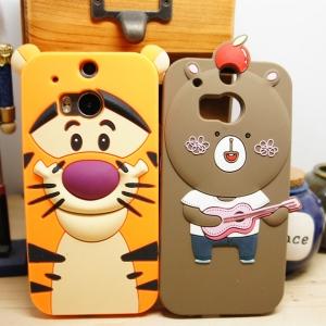 เคส HTC One2 (M8) - Forest silicone case [Pre-Order]