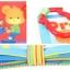 หนังสือผ้า สำหรับเด็กเล็ก ขนาดพกพา thumbnail 23