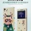 เคส OPPO R7 Lite - เคสฝาพับลายการ์ตูน[Pre-Order] thumbnail 3