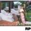 ภาพวาดแนวจริยศิลป์ล้านนา พิมพ์ลงผ้าใบ รหัสสินค้า RP - 22 thumbnail 1
