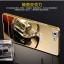 เคสมือถือ OPPO R5 - เคสขอบโลหะ ฝาสไลด์กระจกเงา Case [Pre-Order] thumbnail 5