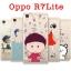 เคส OPPO R7 Lite - เคสนิ่มพิมพ์ลายการ์ตูน#2 [Pre-Order] thumbnail 2
