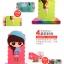 เคสมือถือ Oppo Mirror5 Lite - เคสซิลิโคน ลายการ์ตูน [Pre-Order] thumbnail 3