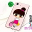 เคสOppo Mirror5 ,a51f - Cartoon Silicone case [Pre-Order] thumbnail 9