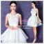 ws5046 ขาย ชุดแต่งงานสั้น แบบดารา ราคาถูกกว่าเช่า thumbnail 1