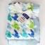 ผ้าห่ม Hudson Baby Satin Blanket ลาย Houndstooth thumbnail 4