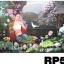 ภาพวาดแนวจริยศิลป์ล้านนา พิมพ์ลงผ้าใบ รหัสสินค้า RP - 50 thumbnail 1