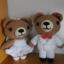 ตุ๊กตาถักคู่แต่งงาน 6 นิ้ว thumbnail 1