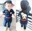 BabyCityชุดยีนส์ผ้ายืดเกาหลี thumbnail 1