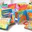 หนังสือผ้า สำหรับเด็กเล็ก ขนาดพกพา thumbnail 13