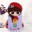 เคสมือถือ Oppo Mirror5 Lite - เคสซิลิโคน ลายการ์ตูน [Pre-Order] thumbnail 9