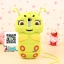 เคส Oppo R7 Plus - Cartoon 3D Silicone case#1 [Pre-Order] thumbnail 19