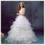 wm5101 ขาย ชุดแต่งงาน เจ้าหญิงเกาะอก กระโปรงระบาย ใส่ถ่ายพรีเวดดิ้ง สวยหรู ดูดีที่สุดในโลก ราคาถูกกว่าเช่า thumbnail 1