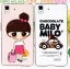 เคสOppo Mirror5 ,a51f - Cartoon Silicone case [Pre-Order] thumbnail 1