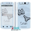 OPPO N1 Mini-Cartoonl Stikker Film Case #1[Pre-Order] thumbnail 8