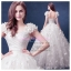 wm5120 ขาย ชุดแต่งงาน เจ้าหญิงเรียบหรู ธีมดอกไม้ ใส่ถ่ายพรีเวดดิ้ง สวยหรู ดูดีที่สุดในโลก ราคาถูกกว่าเช่า thumbnail 1