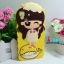 เคส OPPO R7 Lite - Cartoon Silicone Case[Pre-Order] thumbnail 11