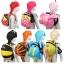 กระเป๋าเป้สายจูงเด็กกันหลงมีหมวก Little Animal