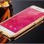 เคส Oppo R7 Lite - เคสฝาหลังกระจกเงา PC Cover + Metal Frame Case [Pre-Order] thumbnail 7