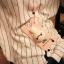 เคส Oppo F1s - เคสซิลิโคน ตุ๊กตาถั่วงอกน่ารัก [Pre-Order] thumbnail 9
