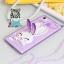 เคสOppo Mirror5 Lite a33 - เคสนิ่มกระต่ายประดับเพชร หูพับตั้งได้ [Pre-Order] thumbnail 10