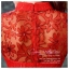 K-0020 พร้อมส่ง ชุดกี่เพ้าสวยๆ หรู สีแดง ราคาถูกกว่าเช่า ชุดยกน้ำชา thumbnail 5