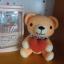 ตุ๊กตาหมีถือหัวใจ thumbnail 1