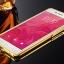 เคส Oppo R7 Lite - เคสฝาหลังกระจกเงา PC Cover + Metal Frame Case [Pre-Order] thumbnail 3