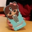 Oppo Find 7- Girl Silicone Case [Pre-Order] thumbnail 4