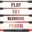 ์NEW Etude Play 101 Blending Pencil thumbnail 1