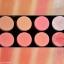 Makeup Revolution Ultra Blush Palette # Hot Spice พาเลทปัดแก้ม thumbnail 4